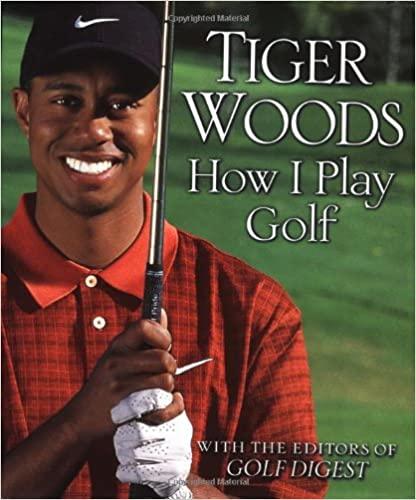 Best golf instruction books - How I Play Golf