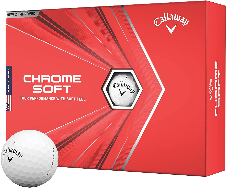 Callaway Soft Chrome