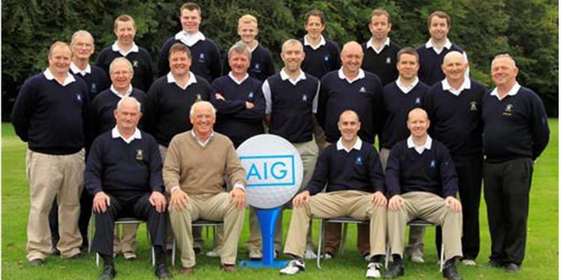 Killorglin Golf Club - Jimmy Bruen All-Ireland Champions 2013