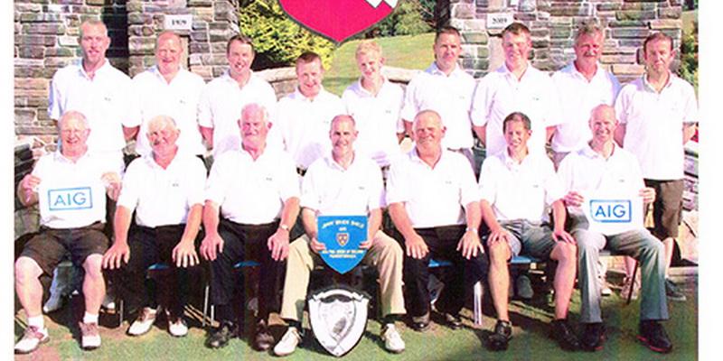 Killorglin Golf Club - Jimmy Bruen Munster Champions 2013