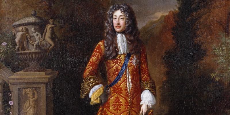 King James II of Scotland
