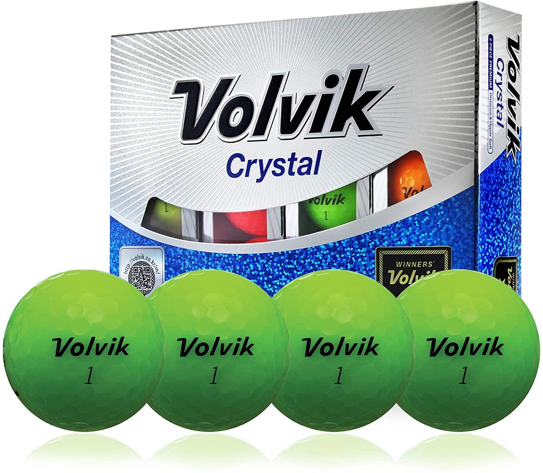 Volvik Crystal best Golf Balls for beginners