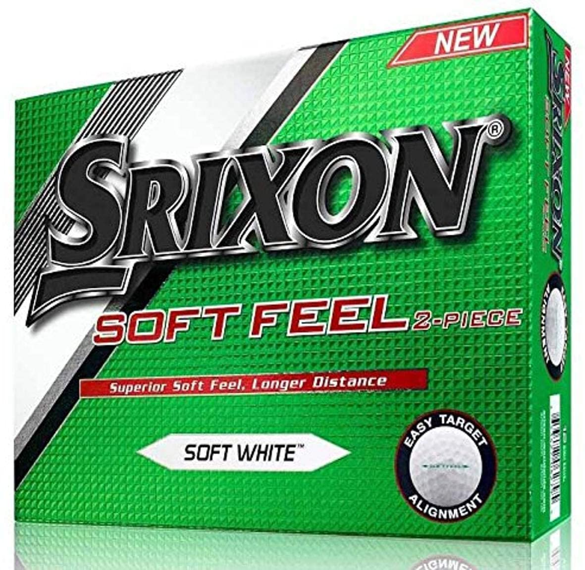 Best golf balls for mid handicappers Srixon Men's Soft Feel