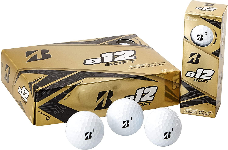 Bridgestone Golf e12 Soft Balls