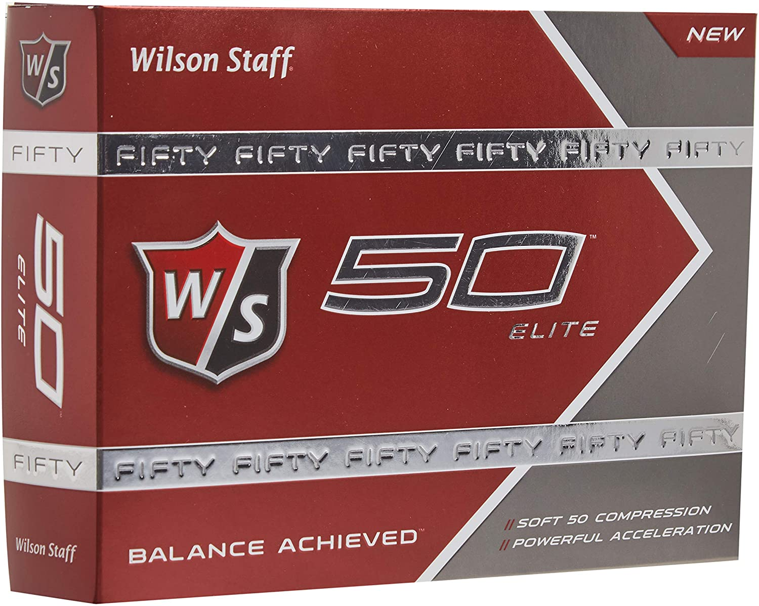 Wilson Golf Staff Fifty Elite