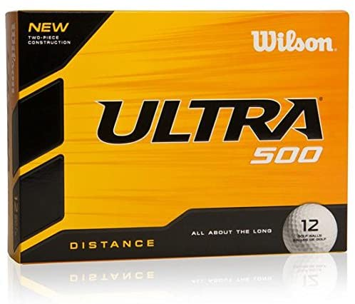 Wilson Ultra 500 Distance Personalized