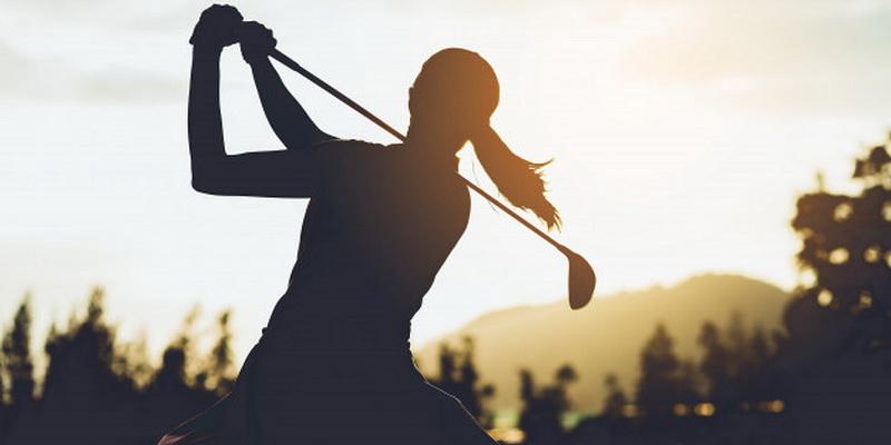Women golfer - best golf balls for women